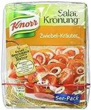 Knorr Salatkrönung Zwiebel-Kräuter Salatdressing (5 x 5er-Pack)