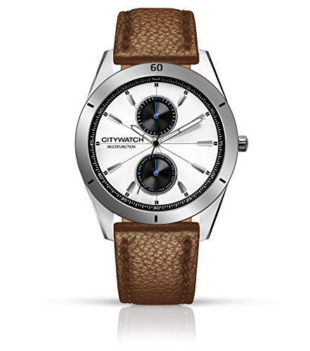 CITYWATCH Limited Edition Herren-Uhren CY010.04BR (Luxus-uhren, Limited Edition)