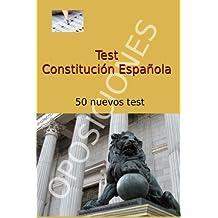 Test de Constitución Española: 50 nuevos test