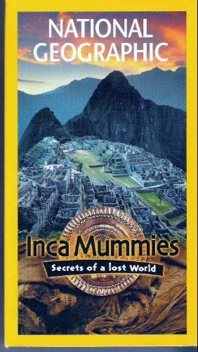 Preisvergleich Produktbild Inca Mummies: Secrets of the Lost [VHS]