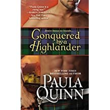 Conquered by a Highlander (Children of the Mist) by Paula Quinn (2012-06-01)