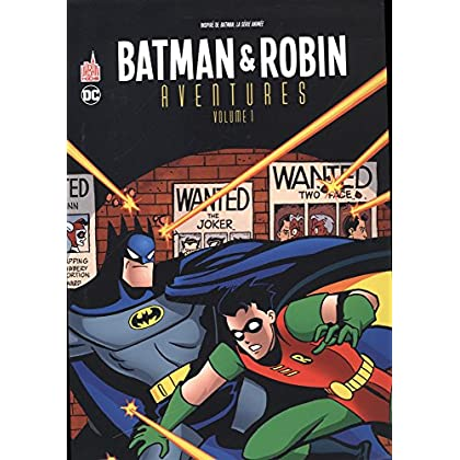 Batman & Robin aventures, Tome 1 :