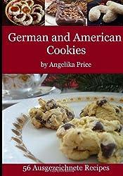 German and American Cookies