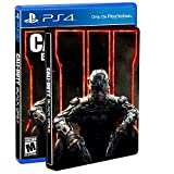 Call of Duty: Black Ops III - Steelbook Edition - PlayStation 4 - Amazon Exclusive by Activision
