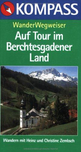 Kompass Wanderführer, Berchtesgadener Land