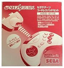 Sega Saturn Infrared Control Pad