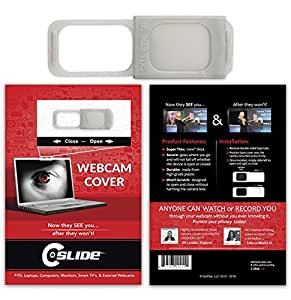 Webcam Cover (S) for Laptops, Macs, Computers, and Smart Tv's