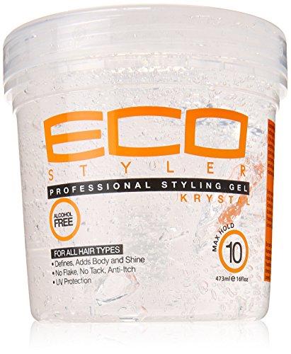 ECO Styler ECO02 Gel Coiffant Tenue Extra