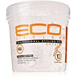Ecoco Inc. - Eco Styler All Hair Types Styling Gel Krystal - Gel De Fixation Pour Tous Les Types De Cheveux -...