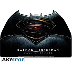 DC COMICS - Mousepad - Batman V Superman film - in shape