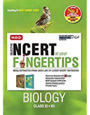 OBJECTIVE NCERT AT YOUR FINGERTIPS BIOLOGY