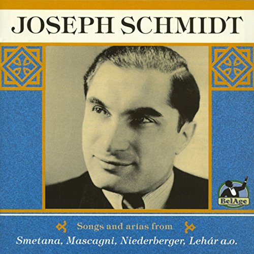 Songs and Arias from Smetana, Mascagni, Niederberger, Lehar, and others