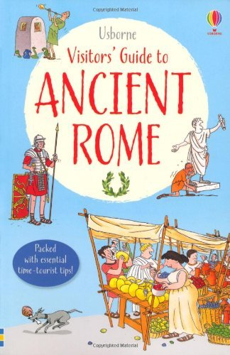 A Visitor's Guide to Ancient Greece (Usborne Visitor Guides) by Lesley Sims (January 1, 2014) Paperback