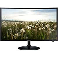 Samsung V32F390 Monitor TV Curvo 32'' Full HD, DVB-T2, 1920 x 1080, 4 ms, D-Sub, 2 HDMI, USB, Nero