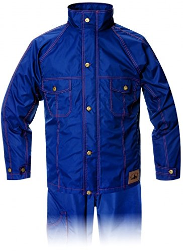 Combinaison de Pluie Orlando Unisex Bleu Taille XXL - XXL
