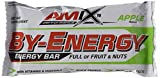 Amix Performance By-Energy bars 20 unid. x 50 gr Manzana verde