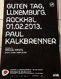 Paul Kalkbrenner–60x 80cm Kunstdruck/Poster