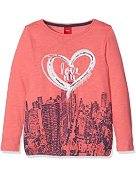 s.Oliver Mädchen Langarmshirt T-Shirt Langarm