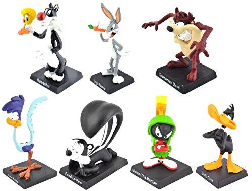 Générique Set of 50 Pieces of Looney Tunes Collection -...