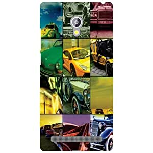 Printland Asus Zenfone 6 A601CG Back Cover