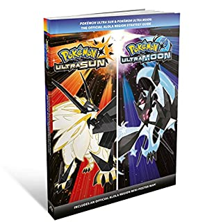 Pokemon Ultra Sun & Pokemon Ultra Moon: The Official Alola Region Strategy Guide (Official Guide) (1911015389) | Amazon Products