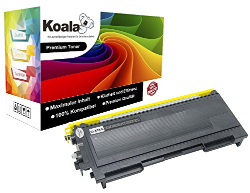 Koala Toner Ersatz für Dell 593-10153/Dell 1815dn kompatible mit Dell 1815 (dn), 1815dn