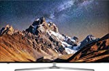 Hisense H55U7A - TV Hisense 55' ULED 4K Ultra HD, HDR Perfect, Smart TV VIDAA U, Local Dimming, Diseño metálico sin marcos, Grosor ultrafino (8,9 mm), Modo Deportes