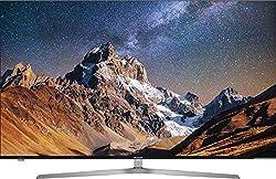 Hisense H55U7A 138 cm (55 Zoll) Fernseher (Ultra HD, HDR Plus, Triple Tuner, Smart TV, USB-Aufnahmefunktion)