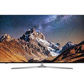 Hisense Fernseher (Ultra HD, HDR Plus, Triple Tuner, Smart TV, USB-Aufnahmefunktion)