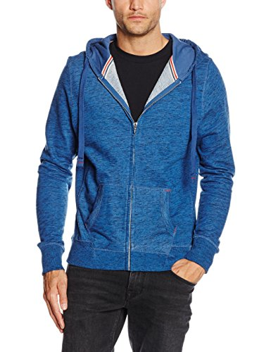 Tommy Hilfiger Sinne, Cappuccio Uomo, Blu (Peacoat Pt), Large