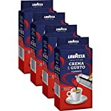 Lavazza Crema e Gusto Ground Coffee 250g (Pack of 4)
