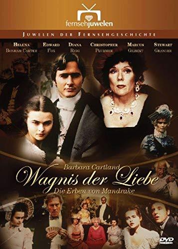Bild von Wagnis der Liebe - Die Erben von Mandrake (Barbara Cartland's Favourites Vol. 1 / Fernsehjuwelen)