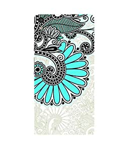 Abstractness Huawei Ascend P6 Case