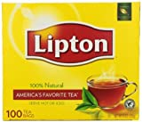 Lipton Natural Tea 100 Bags by Unknown