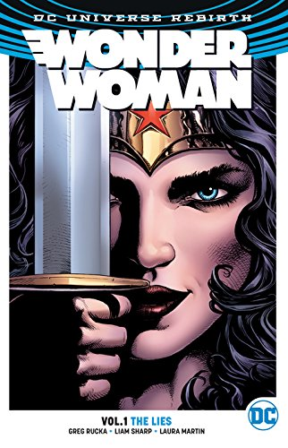 Wonder Woman 1: Rebirth
