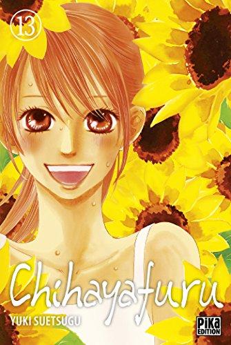 Chihayafuru Vol.13 par SUETSUGU Yuki