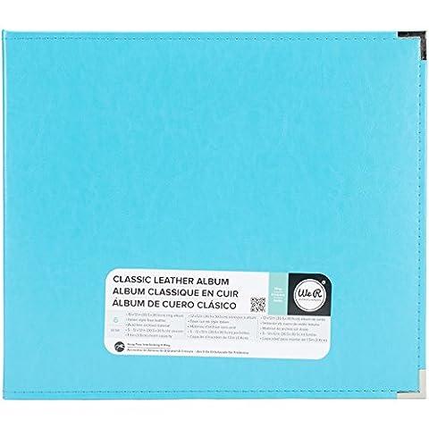 Nous R Memory Keepers classique en cuir 3anneaux Album 30,5cm