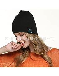 Fabricants de chapeaux Bluetooth fourniture directe exportation Bluetooth musique casque chapeau chaude