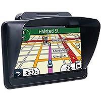 Zhiyi GPS Navigator anti reflectante Parasol para GPS de 7 pulgadas (Garmin Nuvi 2797LMT/