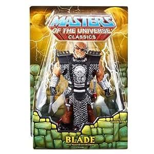 Masters of the Universe Classics Actionfigur: Blade.ca 17 cm große, detaillierte und bewegliche Figur mit Zubehör