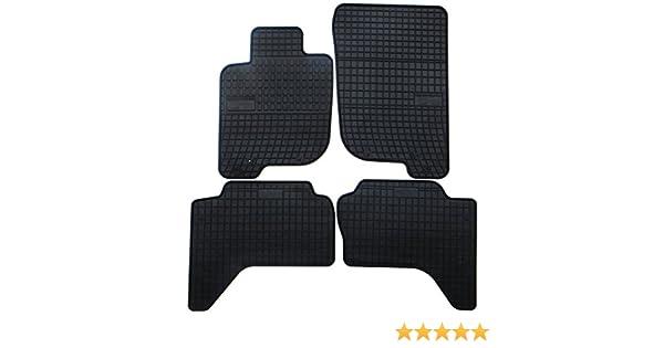 TN/-/Profi tappetini Mitsubi L200/anno di fabbricazione 2007/-/Premium tappetini in gomma originale vestibilit/Ã/