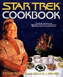 The Star Trek Cookbook by Ethan Phillips (1999-01-01)