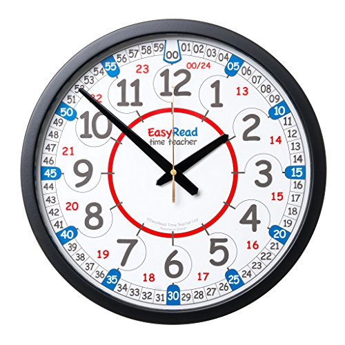 EasyRead time teacher ERPG-DIG