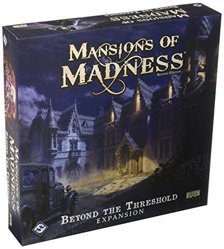 Fantasy Flight Games FFGMAD20 Juego Mesa Mansions