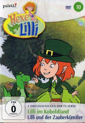 Paletti/Random House 2010 Hexe Lilli 10: Lilli im Koboldland / Lilli und der Zauberkünstler