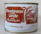 Wiehenkamp - Leberwurst  - 200g Dose