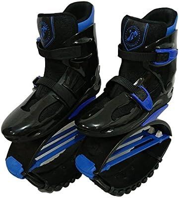 Adultos Botas Antigravedad Correr para Hombre Mujer Bounce Zapatos, saltando (50–95kg)