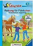 Rettung für Flöckchen (Leserabe mit Mildenberger Silbenmethode) - Claudia Ondracek