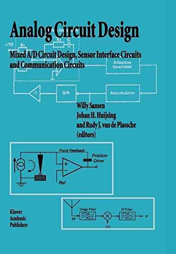 [Analog Circuit Design] (By: Willy M. C. Sansen) [published: December, 2010]