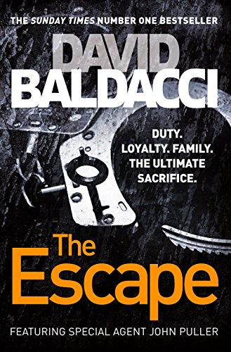 The Escape (John Puller series) por David Baldacci